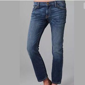 CURRENT ELLIOT | The Straight Leg Jeans Sz 27